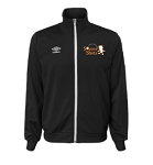 Umbro Men's Training Jacket - Black