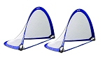 KG Infinity Weighted Pop-up Soccer Goal-Large (pair)