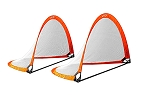 KG Infinity Pop-up Goal-Medium Orange (pair)