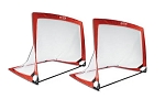 KG Infinity Squared Pop-up Soccer Goal (pair)