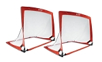 KG Infinity Squared Weighted Pop-up Soccer Goal (pair)