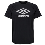 Umbro Men's Core Logo Short Sleeve Tee