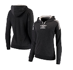 Umbro Women's Running Diamonds Hoodie - Grey