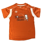 Umbro Youth Jersey - Orange