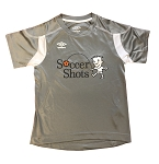 Umbro Youth Jersey - Light Grey